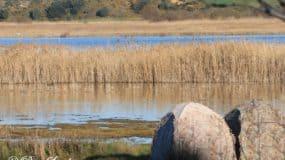 Schuiltenten Lagune Portugal
