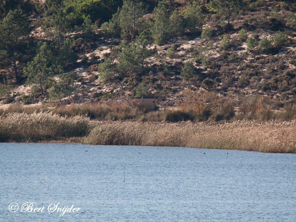 Vogelkijkhut Alentejo Portugal